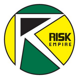 mark for R RISK EMPIRE, trademark #85623893