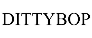 mark for DITTYBOP, trademark #85624058