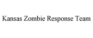 mark for KANSAS ZOMBIE RESPONSE TEAM, trademark #85624125