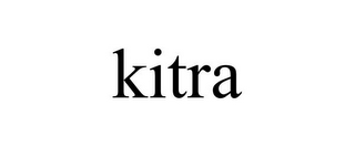 mark for KITRA, trademark #85624244