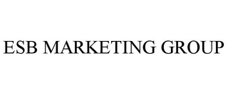 mark for ESB MARKETING GROUP, trademark #85624295