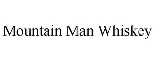 mark for MOUNTAIN MAN WHISKEY, trademark #85624402