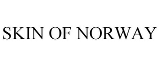 mark for SKIN OF NORWAY, trademark #85624511