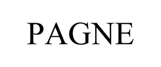 mark for PAGNE, trademark #85624574