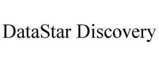 mark for DATASTAR DISCOVERY, trademark #85624691