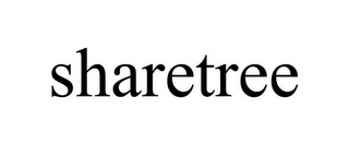 mark for SHARETREE, trademark #85624909