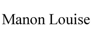 mark for MANON LOUISE, trademark #85624935