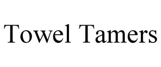 mark for TOWEL TAMERS, trademark #85625004