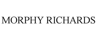 mark for MORPHY RICHARDS, trademark #85625073