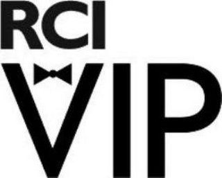 mark for RCI VIP, trademark #85625242