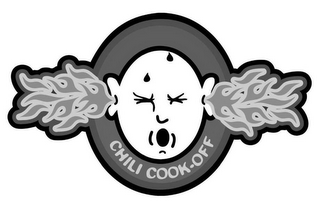 mark for CHILI COOK-OFF, trademark #85625324