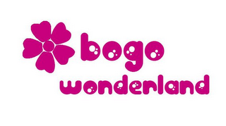 mark for BOGO WONDERLAND, trademark #85625343