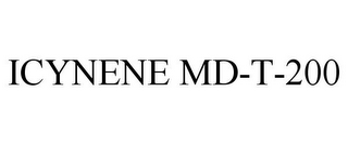 mark for ICYNENE MD-T-200, trademark #85625435
