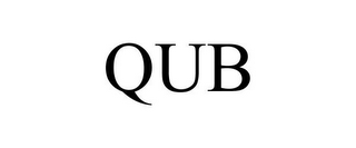 mark for QUB, trademark #85625510