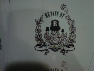 mark for WE TANK NY SINCE 1866, trademark #85625708