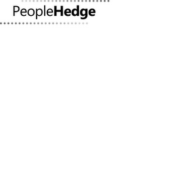 mark for PEOPLEHEDGE, trademark #85625812