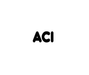 mark for ACI, trademark #85626477