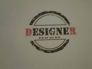 mark for DESIGNER EST. 2012, trademark #85626498