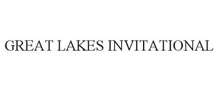mark for GREAT LAKES INVITATIONAL, trademark #85626797