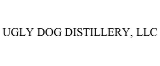 mark for UGLY DOG DISTILLERY, LLC, trademark #85627145