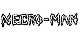 mark for NECRO-MAN, trademark #85627198
