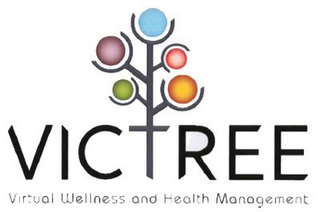 mark for VICTREE VIRTUAL WELLNESS AND HEALTH MANAGEMENT, trademark #85627257