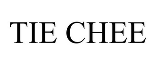 mark for TIE CHEE, trademark #85627355