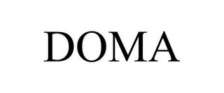 mark for DOMA, trademark #85627429