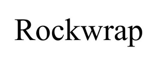 mark for ROCKWRAP, trademark #85627446