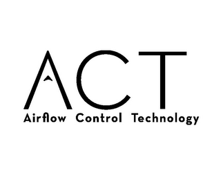 mark for ACT AIRFLOW CONTROL TECHNOLOGY, trademark #85627449