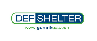 mark for DEF SHELTER WWW.GEMRIKUSA.COM, trademark #85627516