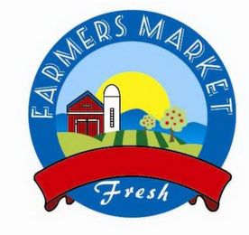 mark for FARMERS MARKET FRESH, trademark #85627533