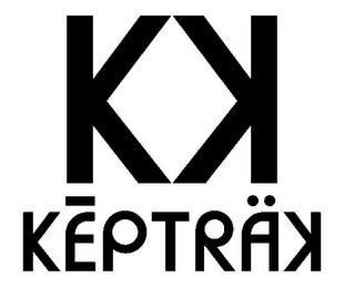 mark for KK KEPTRÄK, trademark #85627880