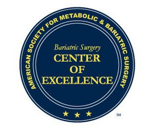 mark for AMERICAN SOCIETY FOR METABOLIC & BARIATRIC SURGERY BARIATRIC SURGERY CENTER OF EXCELLENCE, trademark #85627903