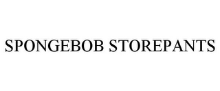mark for SPONGEBOB STOREPANTS, trademark #85627995