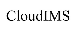 mark for CLOUDIMS, trademark #85628146
