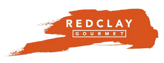 mark for REDCLAY GOURMET, trademark #85628275