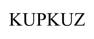 mark for KUPKUZ, trademark #85628732
