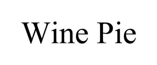 mark for WINE PIE, trademark #85628759