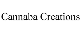 mark for CANNABA CREATIONS, trademark #85628767