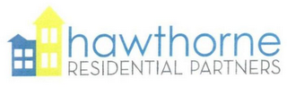 mark for HAWTHORNE RESIDENTIAL PARTNERS, trademark #85628921
