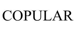 mark for COPULAR, trademark #85628950