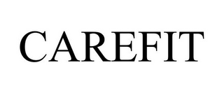mark for CAREFIT, trademark #85629025