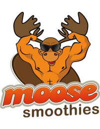 mark for MOOSE SMOOTHIES, trademark #85629032