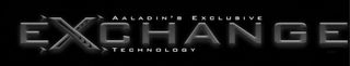 mark for AALADIN'S EXCLUSIVE EXCHANGE TECHNOLOGY, trademark #85629133
