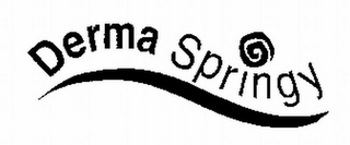 mark for DERMA SPRINGY, trademark #85629233