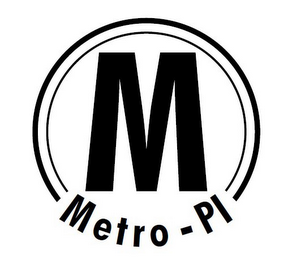 mark for M METRO-PI, trademark #85629580