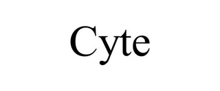 mark for CYTE, trademark #85629595