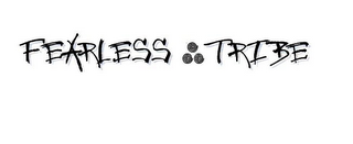 mark for FEARLESS TRIBE, trademark #85629608
