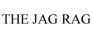 mark for THE JAG RAG, trademark #85629632